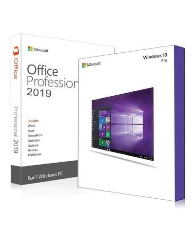 Pachet Windows 10 Pro...